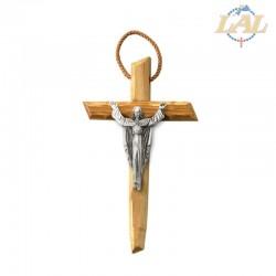 Croce in legno d'olivo...