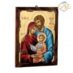 Icona Greca in legno...