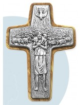 CROSS OF VEDELE AND POPE FRANCIS